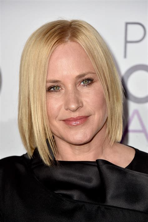 patricia arquette short hair back patricia arquette in a short bob hair style for the the