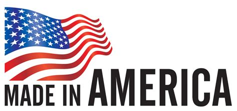 made in america an made in america logo abbott hall