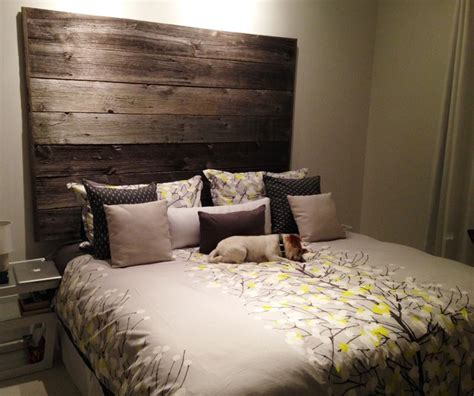 barn board headboard reclaimed barn board headboards modern toronto by