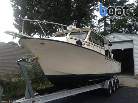 maycraft boats reviews maycraft 27 pilothouse for 72 200 usd for sale at boat ag
