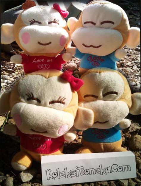 Boneka Lucu Dan Imut Jarwo by Jual Boneka Monyet Mini Jual Boneka Grosir Boneka