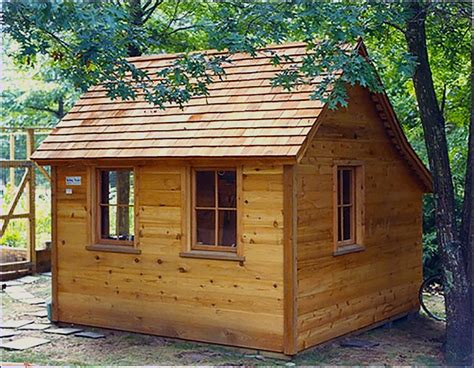 Building A Potting Shed by B4ubuild Potting Shed Plans