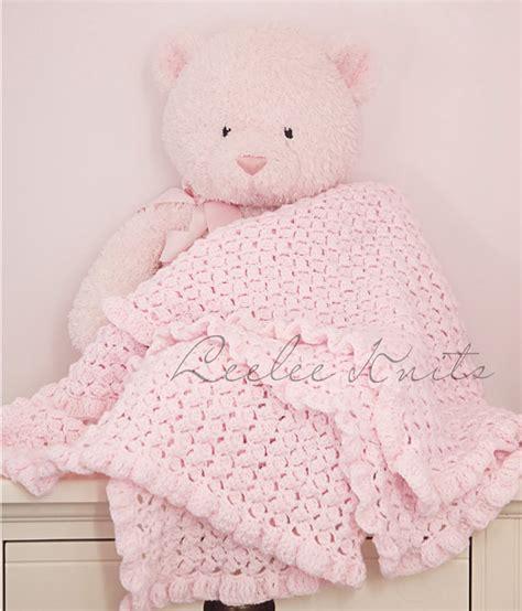 Pattern Crib Crochet Baby Blanket Pattern Blanket For Baby In Crib