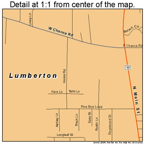 map of lumberton texas lumberton texas map 4845120