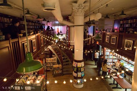 housing works bookstore housing works bookstore cafe new york cool