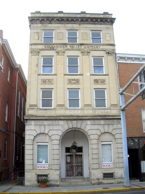 Post Office Martinsburg Wv by Shenandoah Valley Company Building South