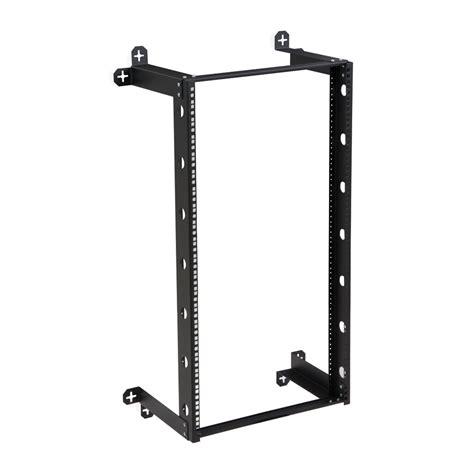 Rack Wallmount open frame wall mount racks