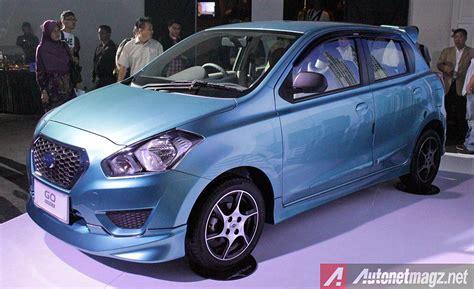 Datsun Go T 2014 datsun go panca hatchback t active high trim autonetmagz