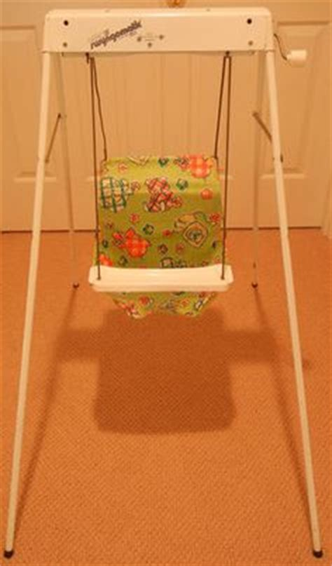 child swing seat ebay vintage baby gear on baby strollers strollers