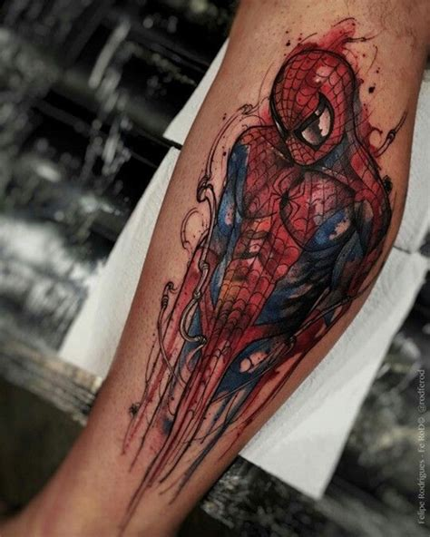 comic tattoo designs 40 mightiest marvel comic designs