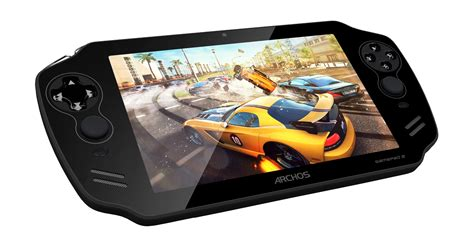 gamepad android archos gamepad 2 launched see alternative gaming tablets
