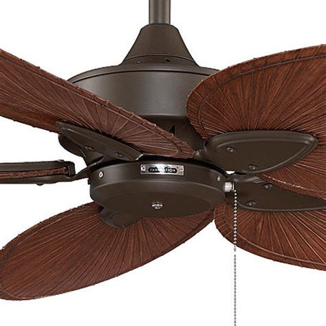 fanimation windpointe ceiling fan fanimation fp7500obp4 52 in windpointe ceiling fan