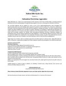 apprentice electrician resume sles apprentice lineman resume sales apprentice lewesmr