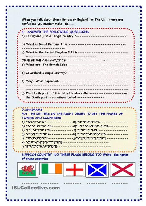 river thames map worksheet the british isles british culture pinterest the o