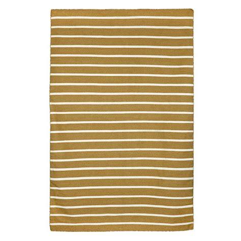 striped indoor outdoor rug savile stripe indoor outdoor rug ballard designs