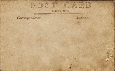 vintage postcard template postalatry moving day and blank vintage postcards