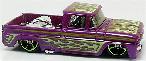 Hotwheels Custom 62 Chevy Blue With Surfing Board custom 62 chevy up 72mm 2008 wheels newsletter