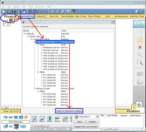 tutorial cisco packet tracer lengkap tutorial packet tracer bagi pemula blogger share 11