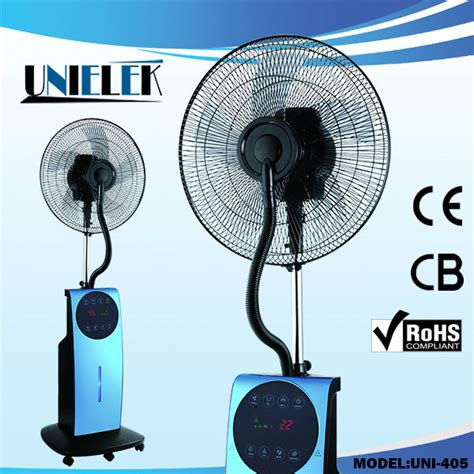 fan that blows cool air unielek humidifier misting centrifugal mist fan price ions