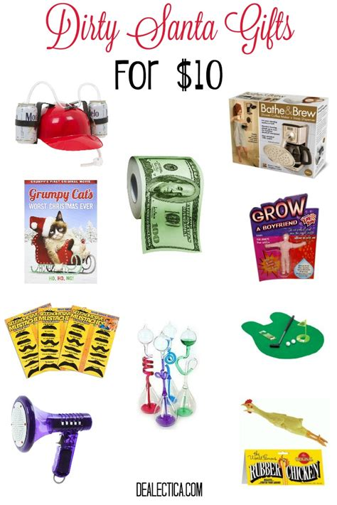 10 dollar gifts dirty santa gift ideas 10 dealectica