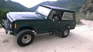 Jeep Comando Bangshift 1972 Jeep Commando