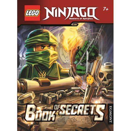 Book Of Secrets lego ninjago book of secrets walmart