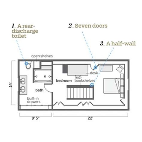 Attic Bedroom Floor Plans | master suite blueprints images frompo 1