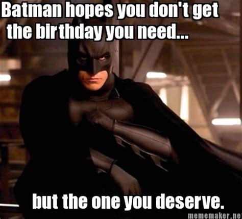 Batman Happy Birthday Meme - that s how batman wishes you a happy birthday funnies