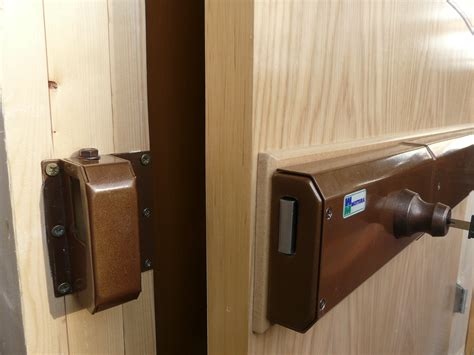 bedroom door security bar extra security for your doors secure door lock stop the