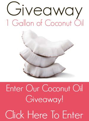 Coconut Oil Giveaway - antioxidant coffee body scrub with coconut oil the coconut mama
