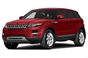 2013 land rover range rover evoque price photos