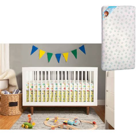 Baby Crib Mattress Walmart by Baby Mod Marley 3 In 1 Convertible Crib Choose Your