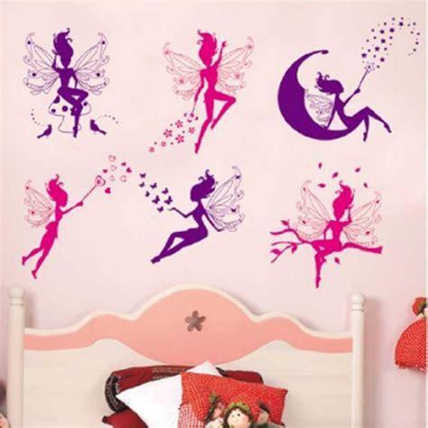 Wandsticker Aliexpress by Aliexpress Buy 6pcs Pink Purple Silhouette