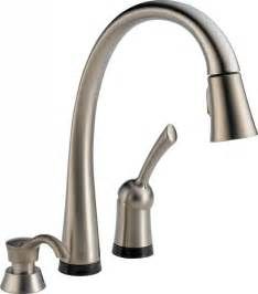 Delta Faucets For Kitchen by Most Popular Kitchen Faucets And Sinks 2017