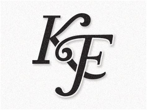 F K It kf identity by alex sophocles dribbble