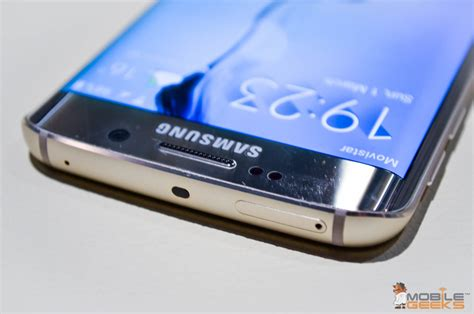 samsung galaxy s6 edge unboxing and impressions