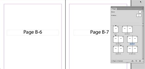 section number explaining indesign s printing and exporting page number