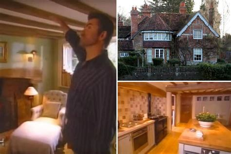 george michael s house inside george michael s 16th century house in goring on