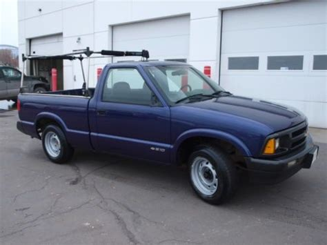 manual cars for sale 1994 chevrolet s10 on board diagnostic system buy used purple chevy s 10 2wd manual trans regular cab 1994 rwd pick up one onwer in olyphant