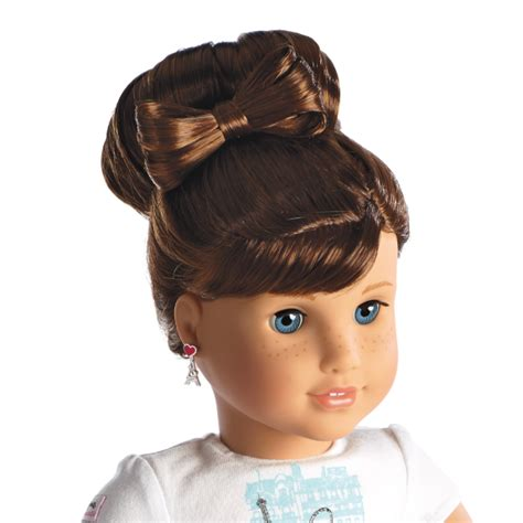 american girl hairstyles kit lissie lilly sneak peek new goty 2015 grace thomas