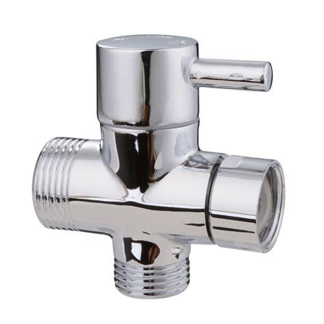 bathroom valves g1 2 quot 3 way shower arm diverter valve flow control