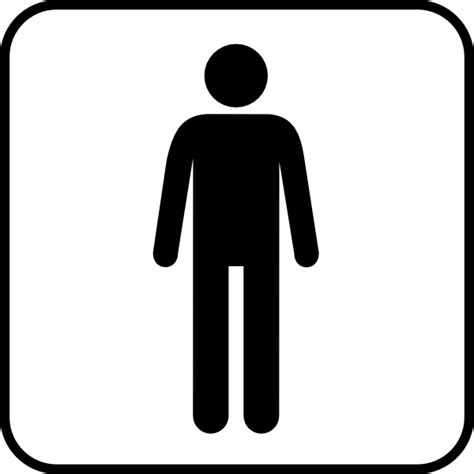 bathroom sign people bathroom sign people bathroom sign people clipart best