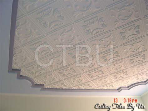 foam ceiling tiles styrofoam ceiling tiles installed