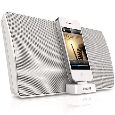 Speaker Iphone philips ad533 05 speaker with bluetooth for ipod