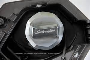 Lamborghini Aventador Fuel Lamborghini Aventador Autocar India