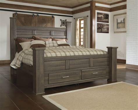 ashley poster bedroom sets juarano ashley bedroom set bedroom furniture sets
