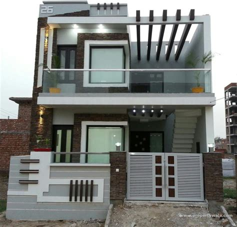 home design 70 gaj 3 bedroom independent house for sale in kharar landran