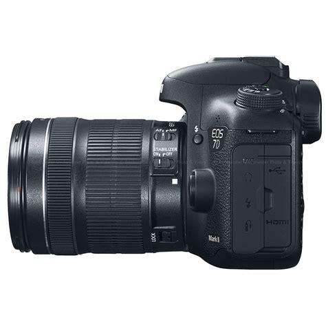 Kamera Dslr Canon Eos 7d Ii canon eos 7d ii dslr backscatter