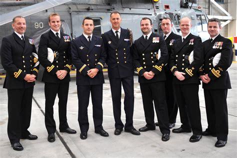 French guests see splendid turnout at parade | Royal Navy