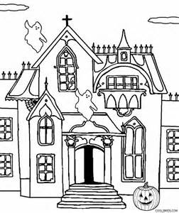 haunted mansion coloring pages printable haunted house coloring pages for kids cool2bkids